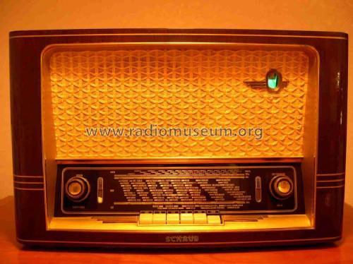 Goldsuper w30 3d type 3608 radio schaub und schaub lorenz b for Dieter schaub