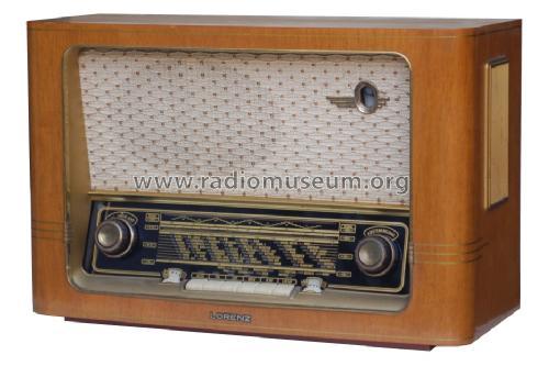 Großartig Goldsuper W31 3025 Radio Schaub und Schaub-Lorenz, build 195 ZA56