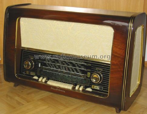 Hervorragend Goldsuper W42 Type 3079 Radio Schaub und Schaub-Lorenz, buil ON34