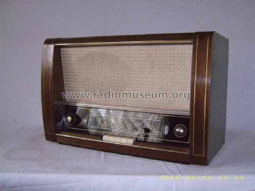 Oceanic gw radio schaub und schaub lorenz build 1952 9 p for Dieter schaub