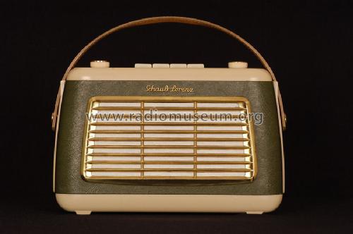 Großartig Polo T10 Radio Schaub und Schaub-Lorenz, build 1960/1961, 8 ZA56