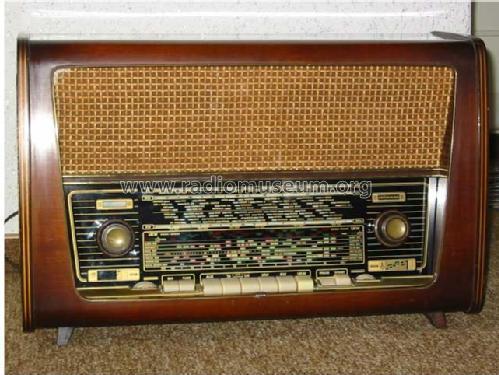 Einzigartig Savoy 59 Radio Schaub und Schaub-Lorenz, build 1958– EE58