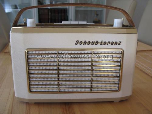 Einzigartig Touring Automatik T40 Radio Schaub und Schaub-Lorenz, build EE58