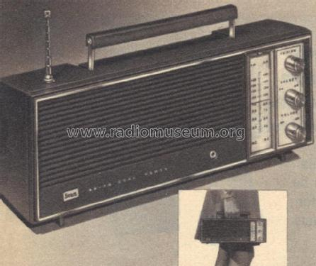 Portable Dual Power 2035 Japan 704 Order=57K 2035; Sears, Roebuck & Co. (ID = 1685299) Radio