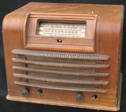 Silvertone 7108 Ch= 101.648; Sears, Roebuck & Co. (ID = 894506) Radio