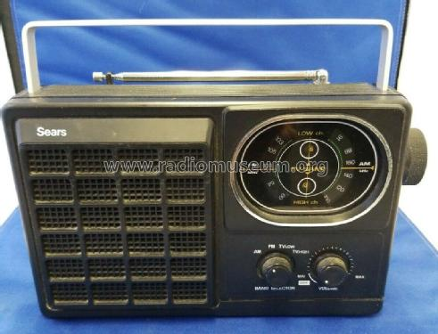 TV Band 564.24250800; Sears, Roebuck & Co. (ID = 2444084) Radio