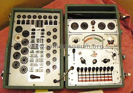 Tube Tester 107; Seco Mfg. Co.; (ID = 655980) Equipment