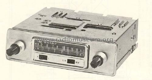ATR-923; Sharp; Osaka (ID = 313371) Car Radio