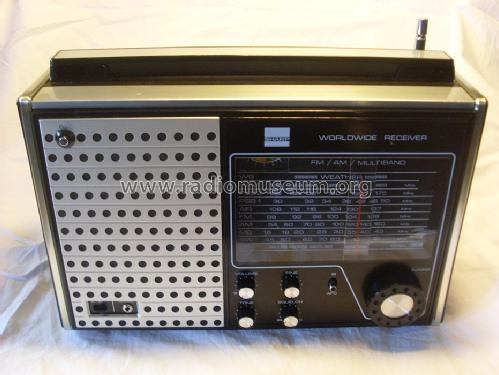 Worldwide Receiver FY-410A; Sharp; Osaka (ID = 1201002) Radio