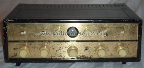 Stereo Amplifier 2020P; Shell Electronic Mfg (ID = 185550) Ampl/Mixer
