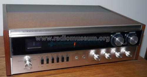 AM/FM Stereo Receiver S7200; Sherwood, Chicago (ID = 2010802) Radio