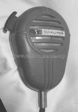 Microphone 104a; Shure; Chicago, (ID = 1889756) Microphone/PU