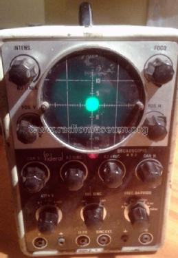Oscilloscope AX2; Sideral; Rosario (ID = 2004174) Equipment