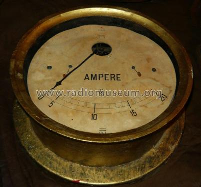 Amperemeter 81106; Siemens; D S.& (ID = 2037052) Equipment