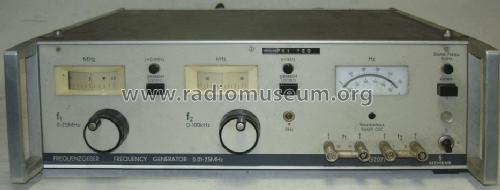 Frequenzgeber Frequency Generator Equipment Siemens