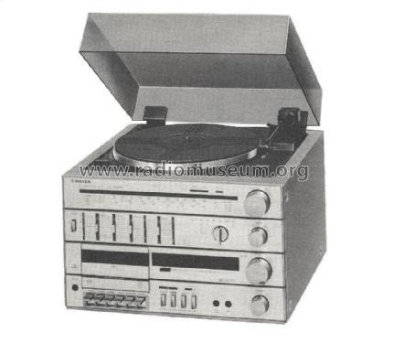 Stereo System 86 Radio Silver Brand Shin Shirasuna Electri