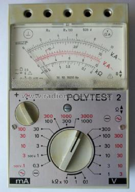 Polytest 2; Simeto Klingenthal, (ID = 846247) Equipment