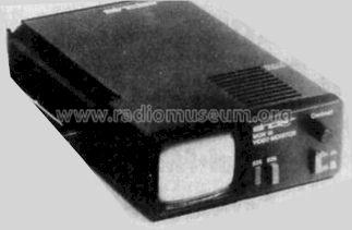 Video Monitor MON 1A; Sinclair Radionics (ID = 812531) Television