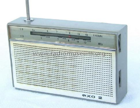 Eho - Ехо 2; Elprom KB Kliment (ID = 235335) Radio