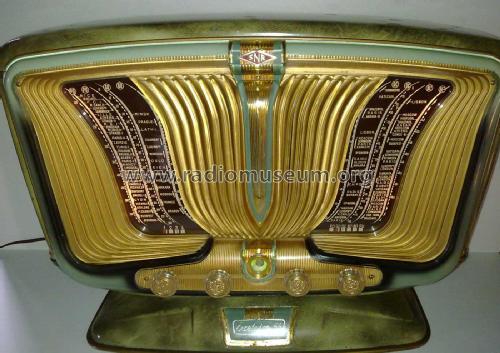 Excelsior 55 Ez80 Radio Snr S N R   Soci U00e9t U00e9 Nouvelle De Radi