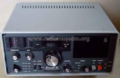 Communications Receiver FRG-7; Sommerkamp (ID = 1576914) Amateur-R