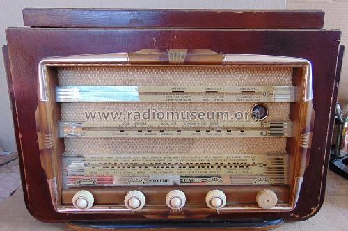 Inconnu - Unknown 4 Combiné; Sonneclair, (ID = 1890600) Radio