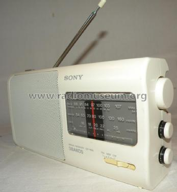3 Band Receiver ICF-780L; Sony Corporation; (ID = 2443594) Radio