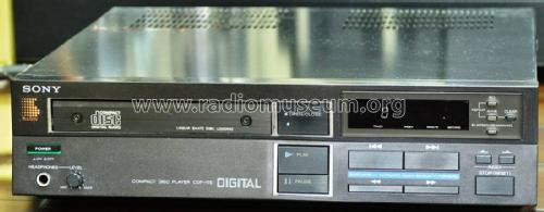 Compact Disc Player CDP-11S R-Player