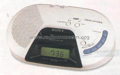 ICF-C 733; Sony Corporation; (ID = 2136290) Radio