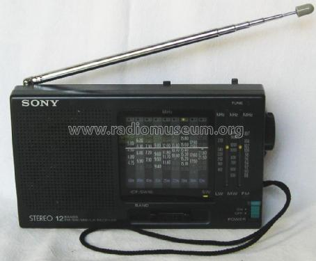 Stereo 12 Bands ICF-SW10; Sony Corporation; (ID = 2175268) Radio