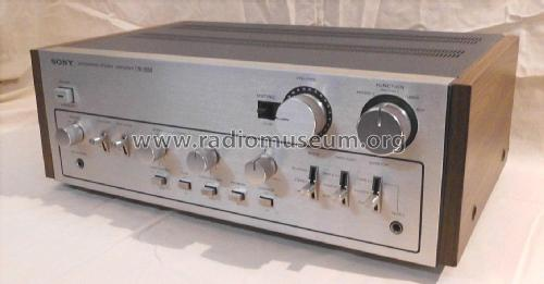 Integrated Stereo Amplifier TA-3650; Sony Corporation; (ID = 2390864) Ampl/Mixer