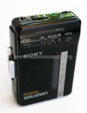 Radio Cassette Player Walkman WM-BF25; Sony Corporation; (ID = 2403910) Radio