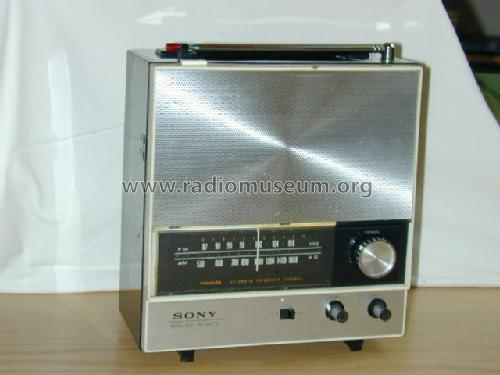 All Transistor 8F-38D; Sony Corporation; (ID = 669760) Radio