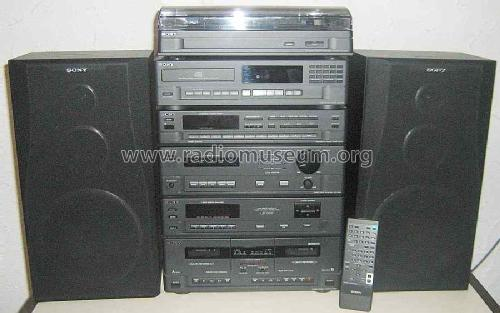 compact hifi stereo system lbt d305 hst d305 radio sony corp. Black Bedroom Furniture Sets. Home Design Ideas