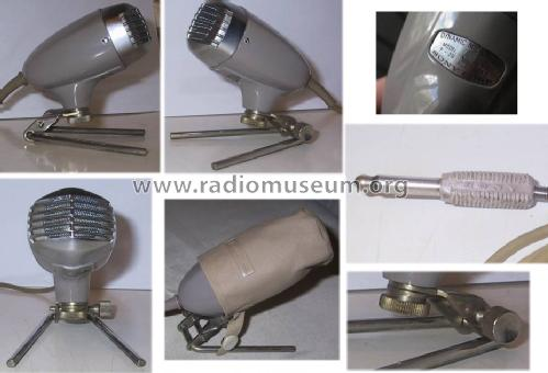 Dynamic Microphone F-3B; Sony Corporation; (ID = 1618870) Microphone/PU