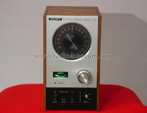 FM Stereo / FM-AM Tuner ST-88; Sony Corporation; (ID = 918302) Radio