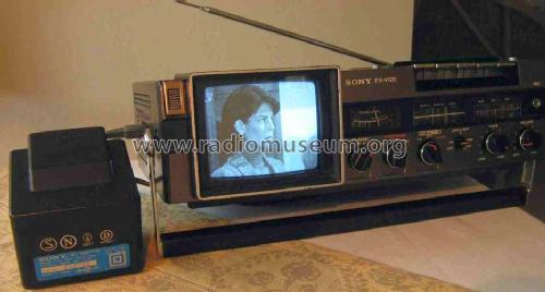 FX-412E; Sony Corporation; (ID = 359981) TV Radio