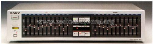 graphic equalizer seq 11 us model ampl mixer sony corporatio rh radiomuseum org Stereo Graphic Equalizer for Car Sony Stereo CD Players