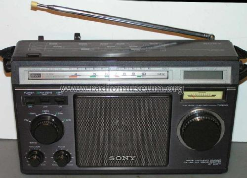 ICF6500L; Sony Corporation; (ID = 759277) Radio