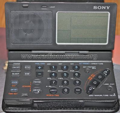 Icf Sw100 Radio Sony Corporation Tokyo Build 1995 19 Pict