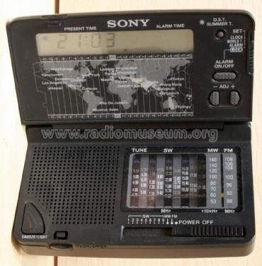 ICF-SW 12; Sony Corporation; (ID = 2061400) Radio