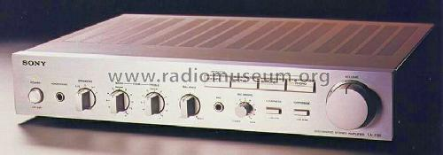 Integrated Stereo Amplifier TA-F35; Sony Corporation; (ID = 631266) Ampl/Mixer