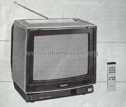 KV-1412EG; Sony Corporation; (ID = 2052716) Television