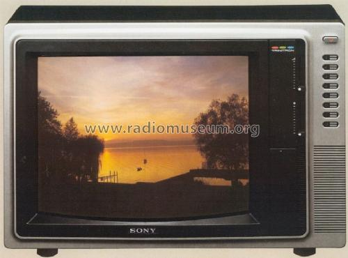 KV-1820E Ch= SCC-96A-A; Sony Corporation; (ID = 539355) Television