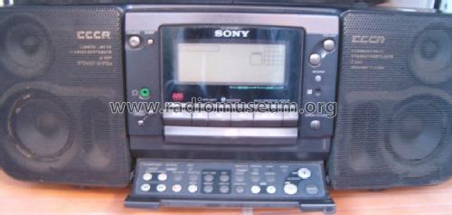 Personal Audio System Zs 6 Radio Sony Corporation Tokyo Bu