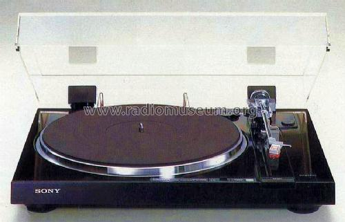 Automatic Stereo Turntable System PS-LX2; Sony Corporation; (ID = 662089) R-Player