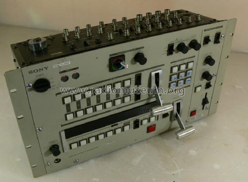Special Effects Generator SEG-2000P TV-studio Sony Corporati
