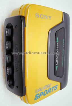 Sports Walkman Cassette Player WM-B53 R-Player Sony Corporat