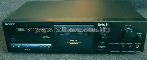 Stereo Cassette Deck TC-K511S; Sony Corporation; (ID = 1181621) R-Player