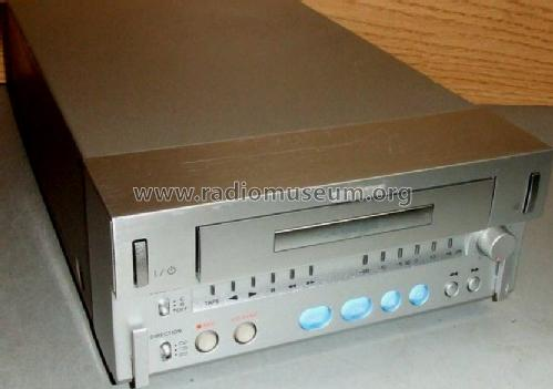 Stereo Cassette Deck TC-SD1; Sony Corporation; (ID = 1722238) R-Player